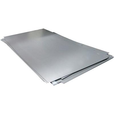 Onde usar a chapa de alumínio liso?