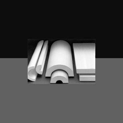 Tubo de silicato de cálcio