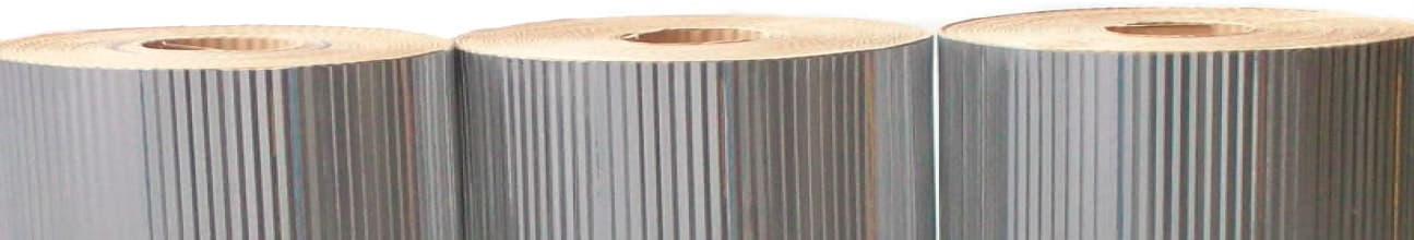 Alumínios Corrugados